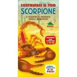 Libri EDITORIALE SCIENZA - COSTRUISCI IL TUO SCORPIONE