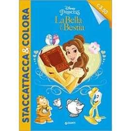 Libri WALT DISNEY - BELLA E LA BESTIA. STACCATTACCA