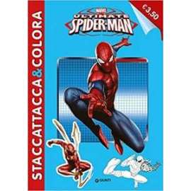 Libri WALT DISNEY - SPIDERMAN. STACCATTACCA