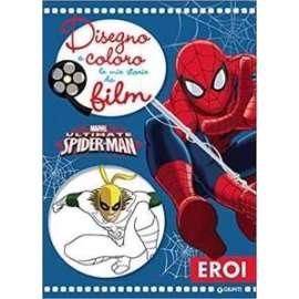 Libri WALT DISNEY - SPIDERMAN. DISEGNO E COLORO