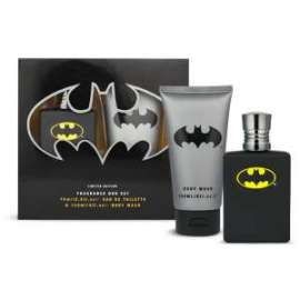 BATMAN PROFUMO 75ml + GEL DOCCIA 150ml