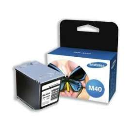 SAMSUNG ink ** NERO FAX SF 330/335T (INK-M40) 750copie