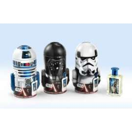 SET REGALO STAR WARS PROFUMO 100ml C/SALVADANAIO