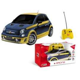 Giochi ABARTH 500 RALLY R/C 1:28