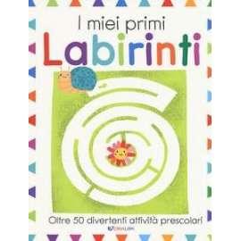 Libri EDICART - PRIMI LABIRINTI