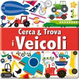 Libri EDICART - CERCA E TROVA I VEICOLI