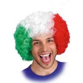 *OFFERTA PARRUCCA ITALIA RICCIA