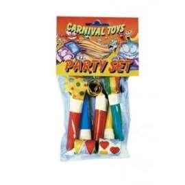 Party 5 LINGUE SUOCERA