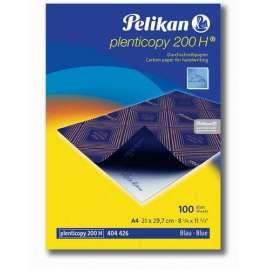 Carta ricalco blu Plenticopy 200H