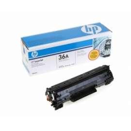 .HP TONER ** NERO PRINT CARTRIDGE P1505 2000pg   .CB436A