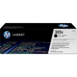.HP TONER ** TONER NERO 305X  - LASERJET PRO 400    pag.4000
