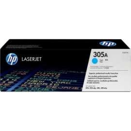 .HP TONER ** TONER CIANO 305A  - LASERJET PRO 400     pag.2600