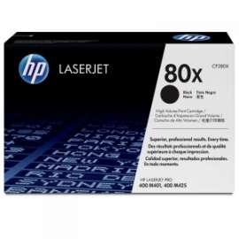 .HP TONER ** NERO   HP 80  ALTA CAPACITA       .CF280X
