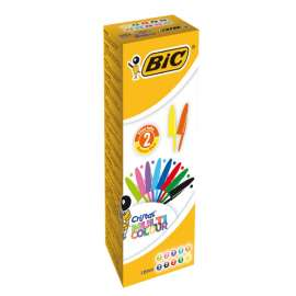 Penna a sfera Cristal LARGE Multicolore