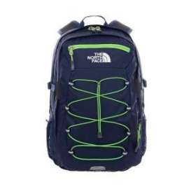 North Face - ZAINO BOREALIS CLASSIC BLUE/FLUO GREEN .EPA
