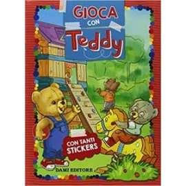 Libri DAMI EDITORE - GIOCA CON TEDDY