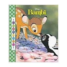 Libri WALT DISNEY - LIBROTTINI. BAMBI