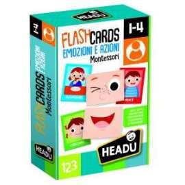 Giochi FLASHCARDS MONTESSORI