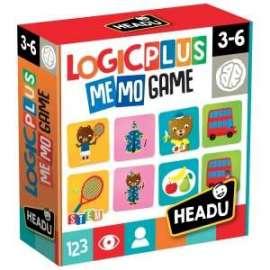 Giochi LOGIC PLUS MEMOGAMES