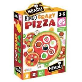 Giochi BINGO CRAZY PIZZA!