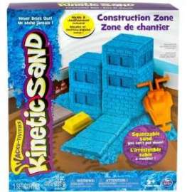 Giochi KINETIC SAND CONSTRUCTION