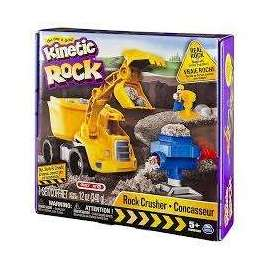 Giochi KINETIC SAND ROCK PLAYSET