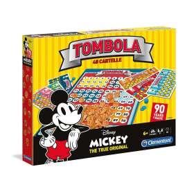 Giochi di Società TOMBOLA MICKEY 90°