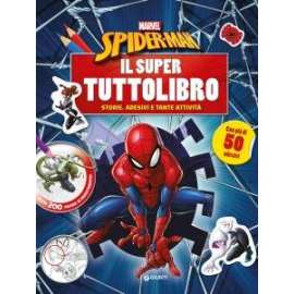 Libri WALT DISNEY - SUPER TUTTO LIBRO. PRINCIPESSE