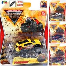 Giochi JEEP MONSTER C/RETROCARICA