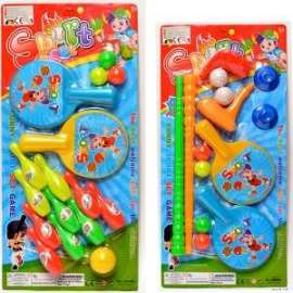 Giochi PING PONG + GOLF/ BIRILLI