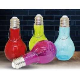 LAMPADINA C/LUCE LED 22cm