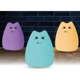 LAMPADA CAT SOFT TOUCH 16cm