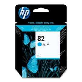 HP ink **CART.CIANO DESIGNJET 500 82 800/800 PS -69ml N.82