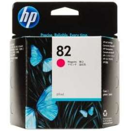 HP ink **CART.MAGENTA DESIGNJET 500/PS/800/8 00PS 69ml N.82