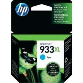 HP ink ** HP 933 XL CIANO .CN054AE