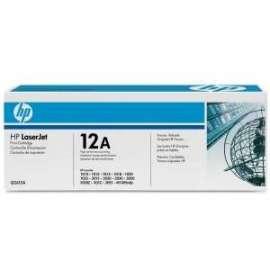 .HP TONER ** NERO LASERJET 1010/1012/1015/3030/1022/3055 -Q2612A-