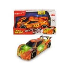 Giochi LIGHTSTREAK RACER C/LUCI E SUONI 20cm