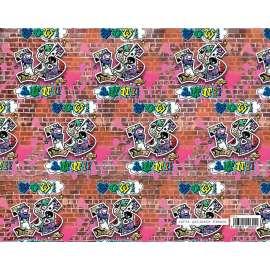 Carta Regalo 70x100cm 18 ANNI conf.10fg