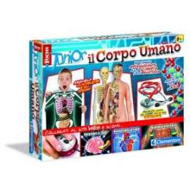 *OFFERTA FOCUS JUNIOR CORPO UMANO