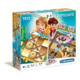 Giochi di Società TRIS + L IMPICCATO