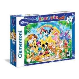Giochi PUZZLE - MAXI 24 - DISNEY FAMILY