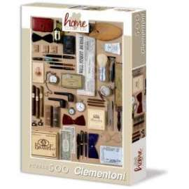 Giochi PUZZLE - 500 - HOME COLLECTION GENTLEMEN