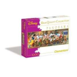 Giochi PUZZLE - 1000 - PANORAMIC DISNEY BIANCANEVE