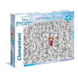 Giochi PUZZLE - 1000 - FROZEN IMPOSSIBLE