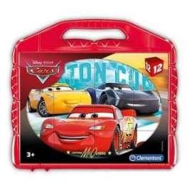 Giochi VALIGETTA 12 CUBI CARS 2