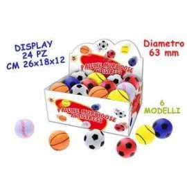 Giochi PALLINE ANTISTRESS 63mm