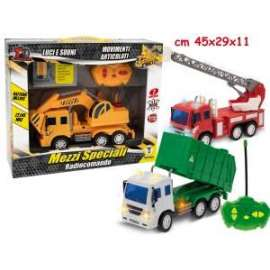 Giochi CAMION CANTIERE RC