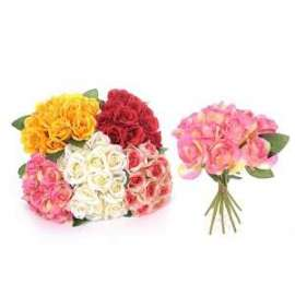 FIORE BOUQUET ROSE 25cm