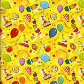 Carta Regalo 70x100cm FANTASIA BIMBI art.74 conf.10fg