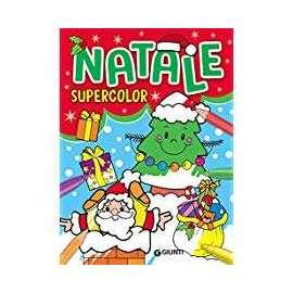 Libri GIUNTI - NATALE SUPERCOLOR